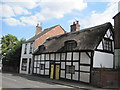 SJ6174 : High Street Cottages by Sue Adair