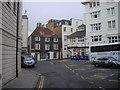 TQ3103 : Empty shops, Pool Valley, Brighton by PAUL FARMER