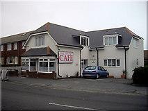 TQ4100 : The Pantry Café, South Coast Road, Peacehaven by PAUL FARMER