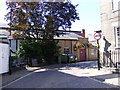 TM3863 : Station Approach, Saxmundham by Adrian Cable