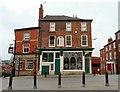 SJ8990 : Boars Head Hotel & Sam's Bar by Gerald England