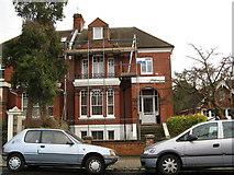 TQ3005 : Preston Park Avenue, Brighton by Josie Campbell
