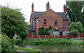 SJ9050 : The Foxley at Milton, Stoke-on-Trent by Roger  Kidd