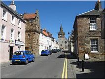 NO5402 : High Street in Pittenweem by James Denham