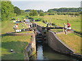 SP7258 : Wootton Lock - 4 by Oast House Archive
