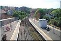 TQ8109 : Hastings Station by N Chadwick