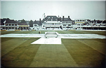 SK5838 : Trent Bridge: Ashes Test Match washout, 1981 by John Sutton