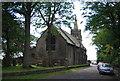 NU2229 : Church of St Ebba by N Chadwick