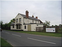 SP1452 : The Four Alls, Welford on Avon by Jonathan Thacker
