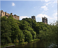 NZ2742 : Durham Castle and Cathedral by Ian Greig