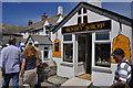 SX0588 : Tintagel : Tintagel Honey Shop by Lewis Clarke