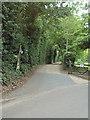 TQ4097 : Pepper Alley entrance by Roger Jones