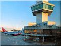 SJ8184 : Manchester International Airport (Ringway) by David Dixon