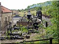 NZ2254 : Seaham Harbour Beam Engine, Pockerley Waggonway, Beamish Museum by Andrew Curtis