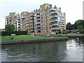 TQ1770 : Fairways Estate, Hampton Wick by Malc McDonald