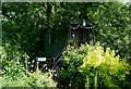 TQ2754 : Tree House at Fanny's Farm Shop, Merstham, Surrey by Peter Trimming
