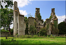 N8003 : Castles of Leinster: Calverstown, Kildare (1) by Mike Searle