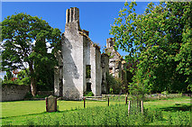 N8003 : Castles of Leinster: Calverstown, Kildare (2) by Mike Searle