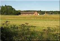 SP2853 : Walton Farm by Derek Harper