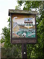 TL4192 : Wimblington and Stonea Village Sign - west side by Keith Edkins