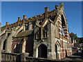 SX9372 : Church, Shaldon by Derek Harper