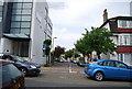 TQ2572 : Strathmore Rd by N Chadwick