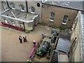 TQ1878 : The courtyard, Kew Bridge Steam Museum by Christine Johnstone