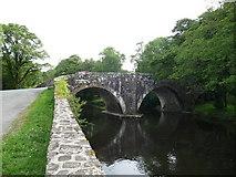 SN0717 : Llawhaden Bridge by Jeremy Bolwell