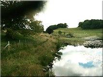 SD3583 : The path alongside Bigland Tarn by Raymond Knapman