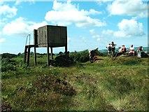 SD3683 : Tea break on Bigland Barrow by Raymond Knapman