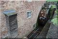 ST1629 : Bishops Lydeard Mill - Wheel by Ashley Dace