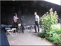 TQ2679 : Serpentine Gallery Pavilion 2011 - photographers by David Hawgood