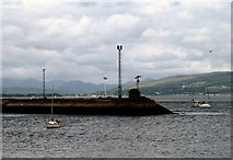 NS3075 : Great Harbour by Andy Farrington