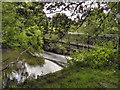 SD7311 : Bridge Over Bradshaw Brook by David Dixon