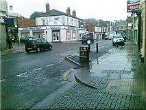 TA2609 : Bethlehem Street, Grimsby, in the rain by Alex McGregor