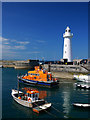 J5980 : Donaghadee Lighthouse by Rossographer