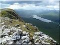 NN3443 : On Beinn Achaladair  by Michael Graham