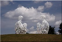 SE2813 : Yorkshire Sculpture Park by Graham Hogg