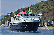 "NM8529 : ""Isle of Mull"" in Oban Bay by The Carlisle Kid"