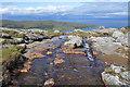 NM3998 : Basalt Dyke by Ashley Dace