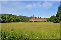NM4099 : Kinloch Castle by Ashley Dace