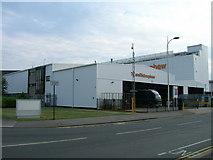TA0827 : Factory on Jackson Street, Hull by JThomas