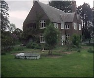 ST1441 : Former Youth Hostel, Holford by David Hillas