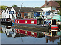 SK5538 : Trevithick's Boatyard by Richard Croft
