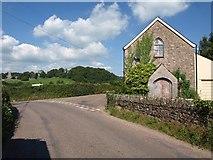 ST0619 : Former chapel, Holcombe Rogus by Derek Harper