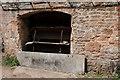 SO7329 : Old millwheel, Durbridge Mill by Philip Halling