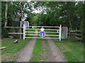TL6756 : Entrance To Stone Cottage by Keith Evans