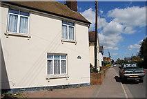 TQ8115 : Courtyard Cottage by N Chadwick
