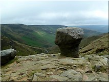 SK1087 : On Edale Moor by Graham Hogg