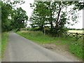 TF1276 : Lane to Apley and Footpath to Goltho Chapel by J.Hannan-Briggs